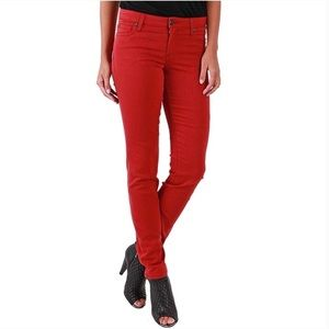 Kut from the Kloth Dian red Diana skinny jean